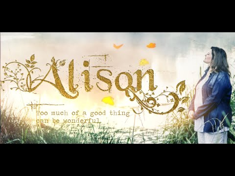 ALISON THE MOVIE official trailer.