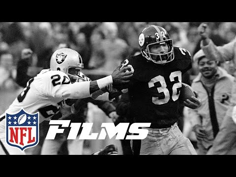 #5 The Immaculate Reception | NFL Films | Top 10 Playoff Finishes