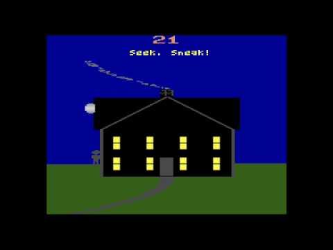 Sneak'n Peek for the Atari 2600
