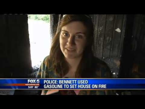 Neighbor Sets House On Fire Because Lawn Wasn't Cut