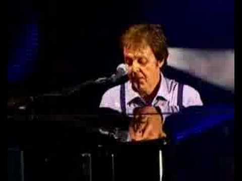 Paul McCartney (live and let die) sur les plaines d'Abraham live and let die 20 juillet 2008
