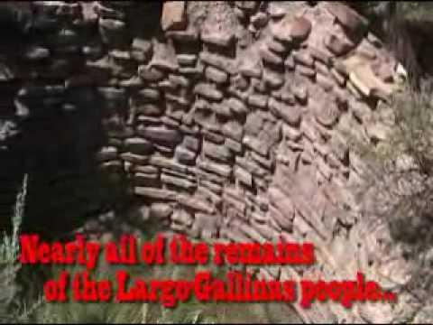 Largo-Gallinas Ruins