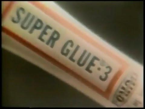 Super Glue Commercial (1977)