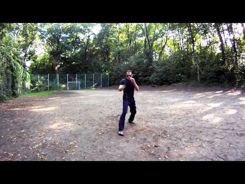 Eskrima Stick and Sword with Footwork
