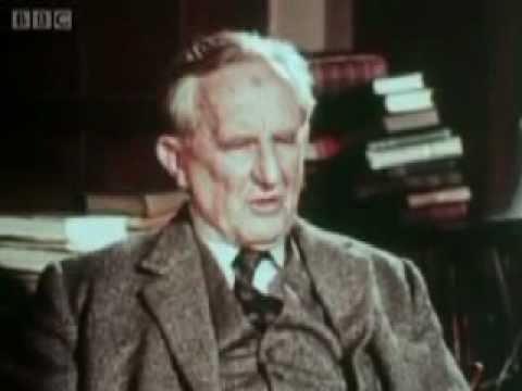 BBC Archival Footage-In Their Own Words British Authors J.R.R. Tolkien Part 1