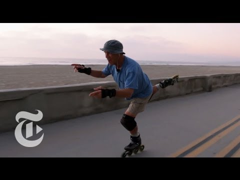Slomo: The Man Who Skated Right Off the Grid | Op-Docs | The New York Times