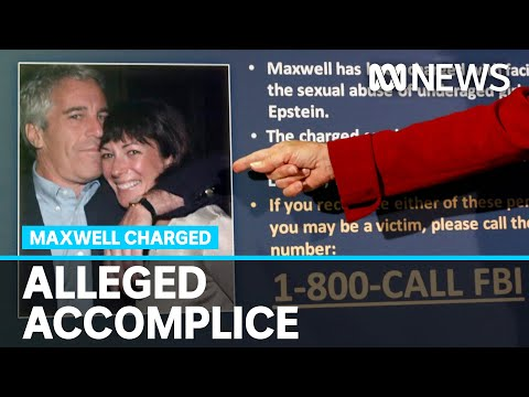 Epstein's former girlfriend Ghislaine Maxwell arrested, faces grooming charges | ABC News
