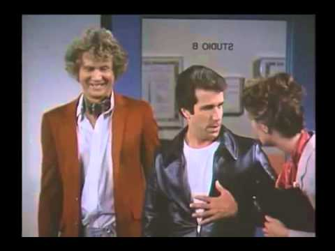 Joanie Loves Chachi Season 2, Episode 1 Fonzie's Visit