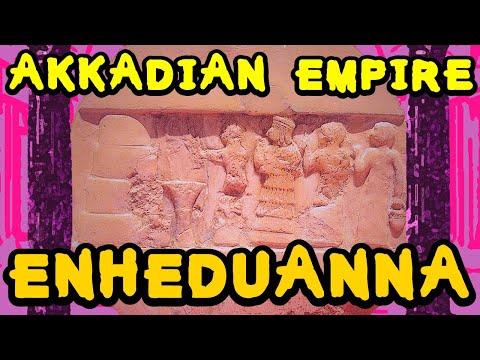 Enheduanna: Poet, Priestess and Politician of Ancient Mesopotamia