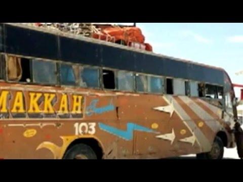Muslims shield Christians in Kenya bus attack