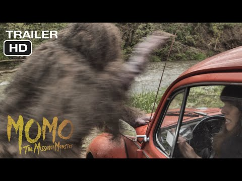 MOMO: THE MISSOURI MONSTER - Trailer #2 (New Bigfoot UFO Paranormal Horror Movie)