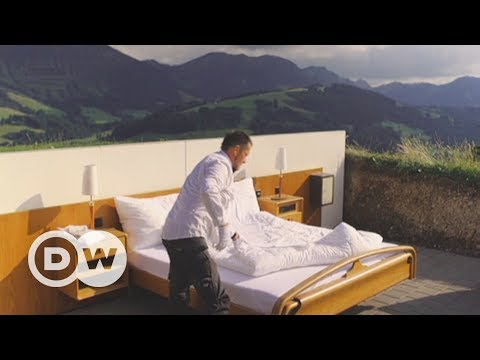 A Hotel with a Difference: no Roof | DW English