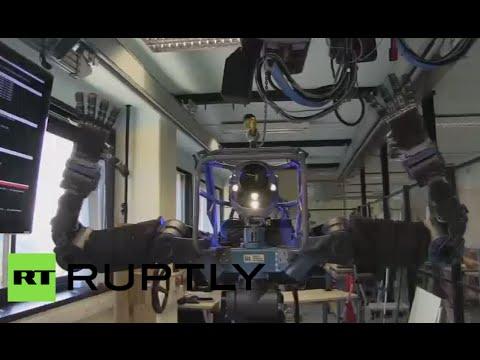 'Walk-man' to save lives: humanoid bot created to tackle emergencies