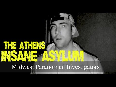 The Athens Insane Asylum (Poltergeist Caught On Film at 17:15)