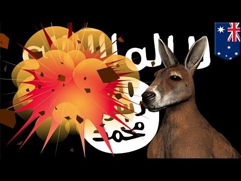 ISIS terror plot: Teenage Aussie jihadi planned Melbourne kangaroo suicide bomb attack - TomoNews