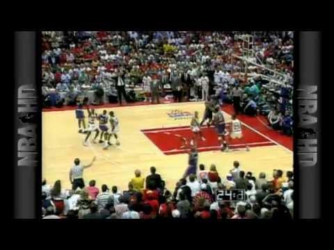The 1994 NBA Finals Game 7:Hakeem vs Ewing