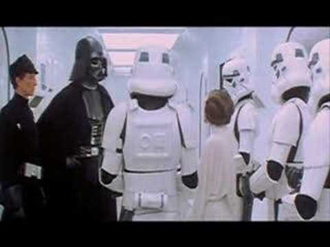 Darth Vaders Voice Before Voice Over