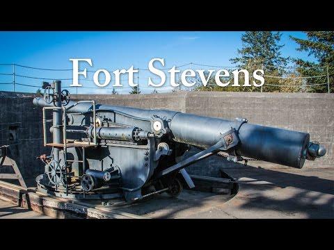 Japanese Attack Oregon! (Bombardment of Fort Stevens)