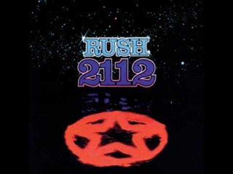 Rush - 2112 part 1