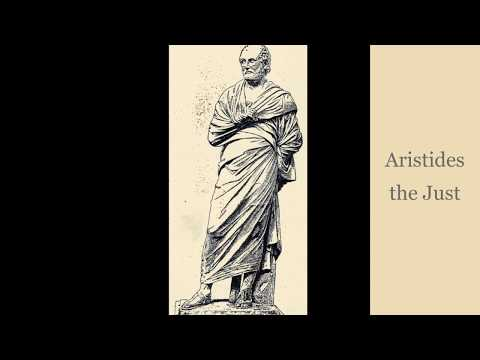 Stories from Ancient Greece - Aristides and Ostracism