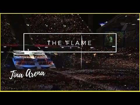 Tina Arena - The Flame | Sydney 2000 Olympics Opening Ceremony
