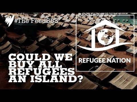 Refugee nation: is the solution a nation for the stateless?