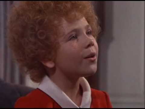 """Annie"" (1982) - Tomorrow"