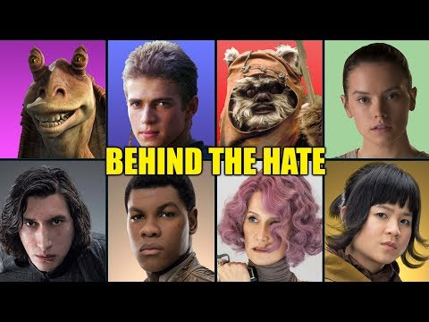 Why Star Wars Fans Hate these 10 Characters