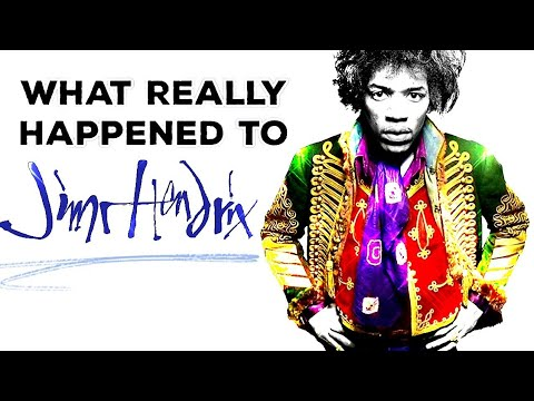What Really Happened To Jimi Hendrix