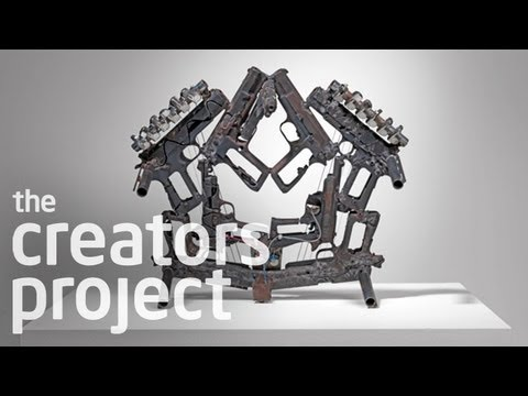 Turning Weapons Into Instruments | Pedro Reyes 'Disarm'