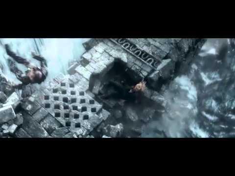 Legolas' Bridge Run In Realtime