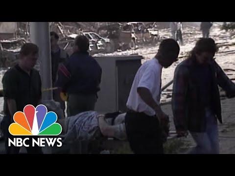 Oklahoma City Bombing | Flashback | NBC News