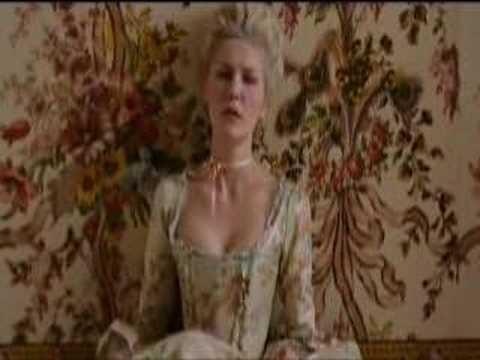 Marie Antoinette - Letter