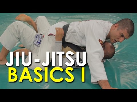 Intro to Brazilian Jiu-Jitsu: Part 2 – The Basics I