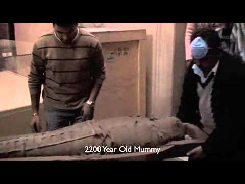 Orange County doctors discover mummy health problems - 2010-02-23