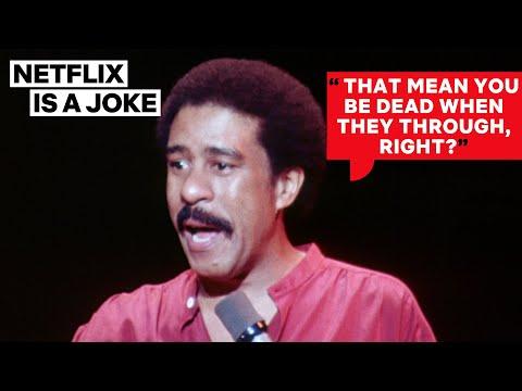 Richard Pryor's 1979 Joke About Police Still Applies | Netflix Is A Joke