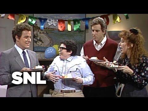 It's Pat: Birthday Party - Saturday Night Live