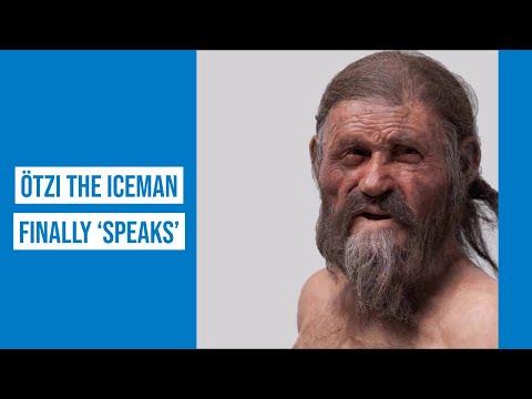 Ötzi the Iceman Finally 'Speaks'