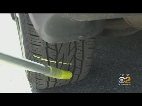 Chalking Tires To Monitor Parking Times Ruled Unconstitutional