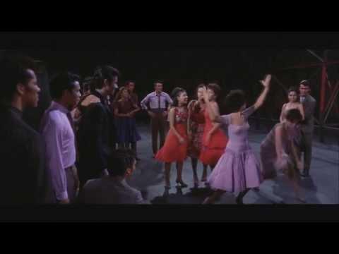 West Side Story - America (1080p HD)
