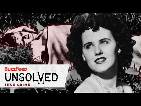 The Chilling Mystery Of The Black Dahlia