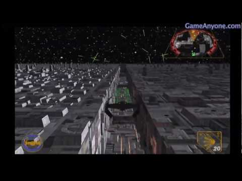 Let's Play - Star Wars Rogue Squadron II [2]: Rogue Leader - Mission 13 - Triumph of the Empire