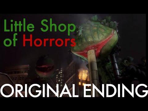 Little Shop of Horrors original ending