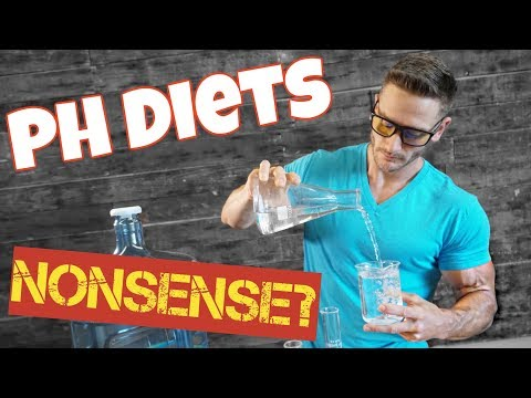 Alkaline Dieting | The Truth about PH Diets