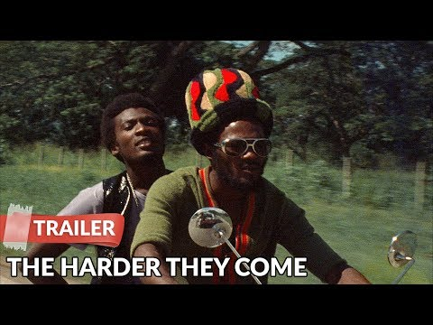 The Harder They Come 1972 Trailer HD   Jimmy Cliff