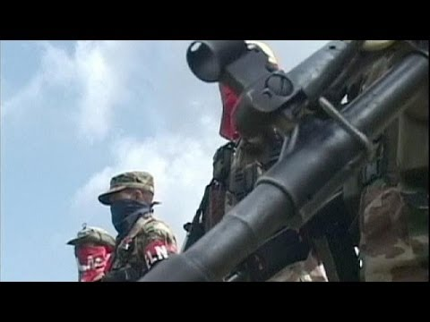 Colombia to begin peace talks with ELN rebels