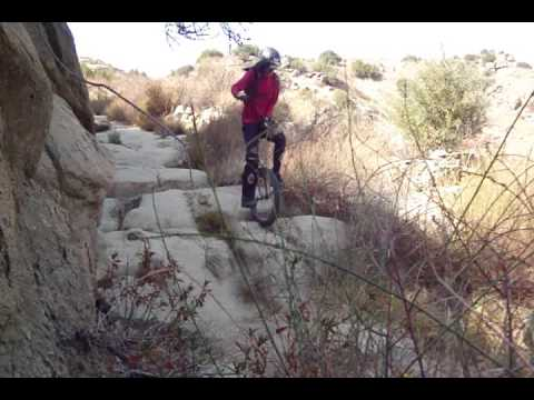 "Mountain Unicycling: ""Balance of Power"""