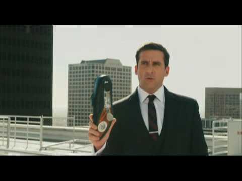 GET SMART (2008) International Trailer with Steve Carell