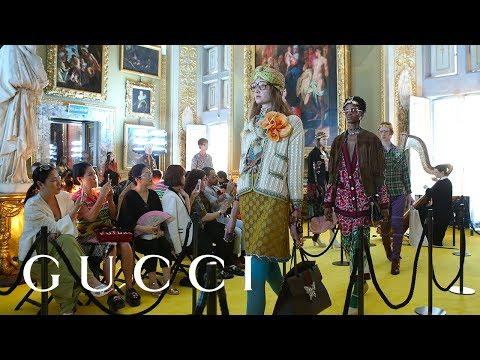Gucci Cruise 2018 Fashion Show: Full Video