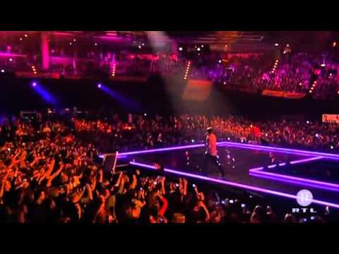 Justin Bieber Baby Live concert